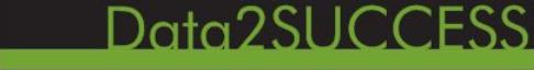 Data2SUCCESS - Uw informatie, ons specialisme, uw succes